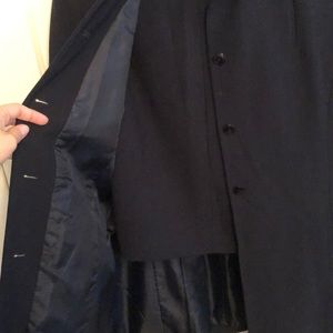 Larry Levine Skirts - Black Skirt Suit